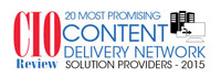 20 Most Promising Content Delivery Network Solution Providers - 2015
